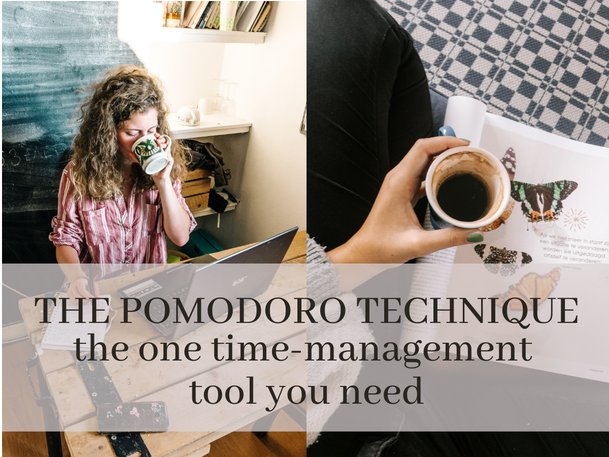The Pomodoro technique: increase productivity without tiring yourself out